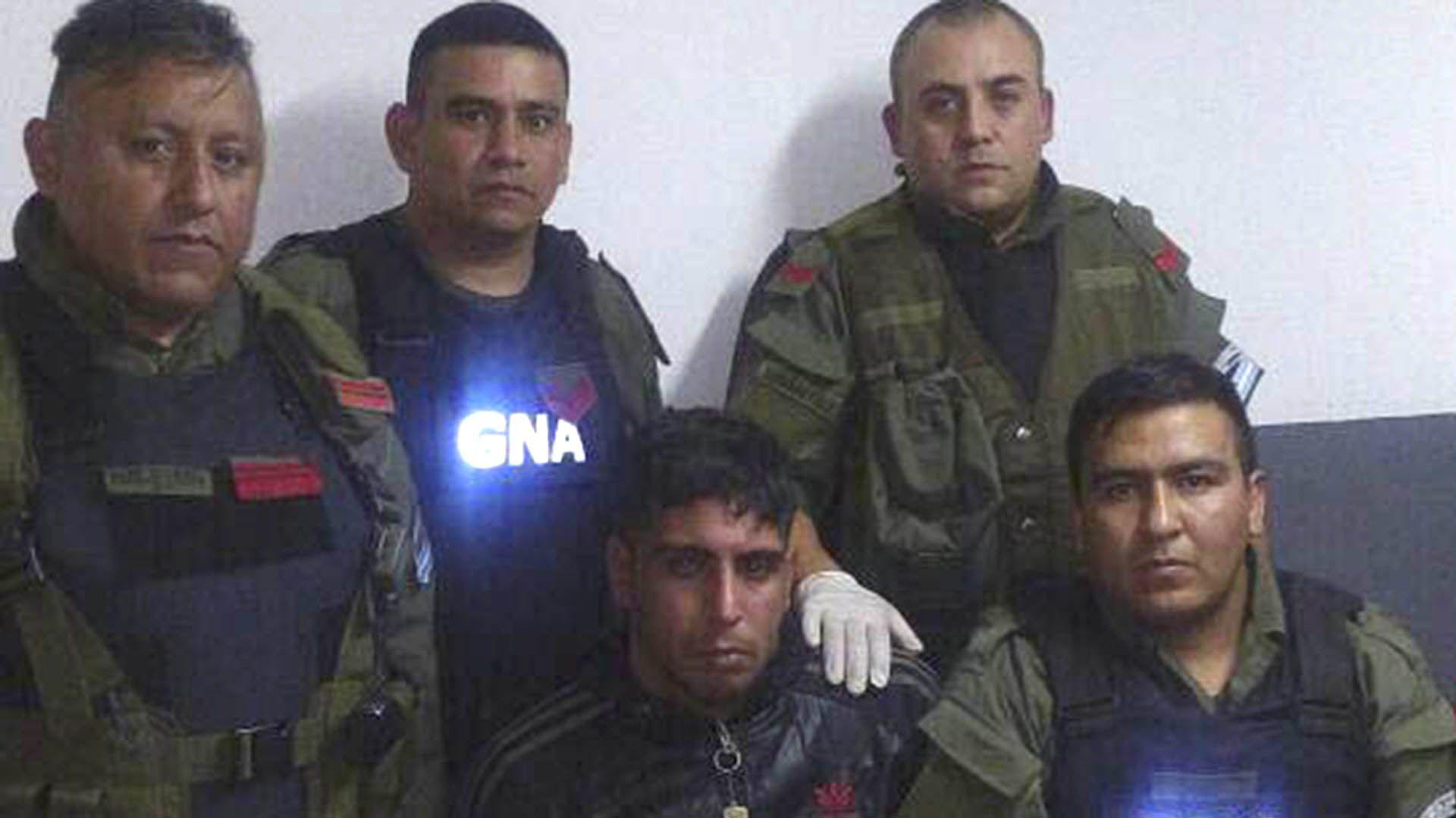 En abril del 2019 presos mataron a golpes y con agua hirviendo al por entonces único detenido por el crimen de Fulles, Darío Gastón Badaracco Ferreyra (Foto NA)