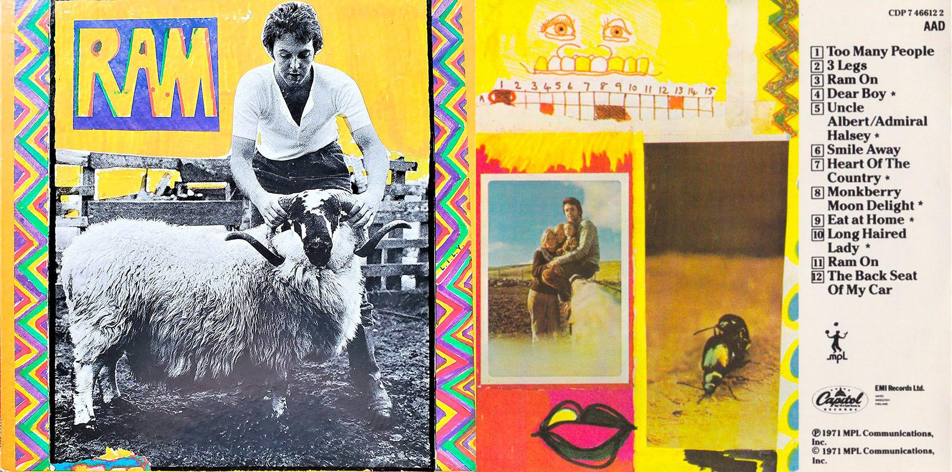 Ram de Paul McCartney