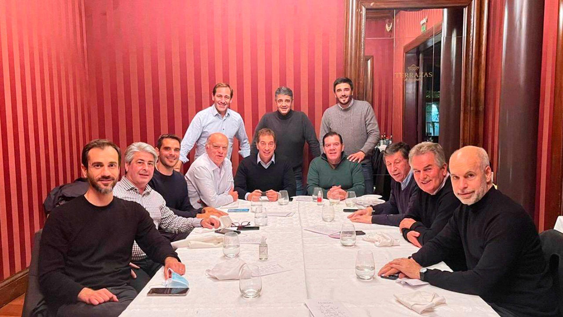 Diego Santilli reforzará la estrategia de campaña implementada en las PASO