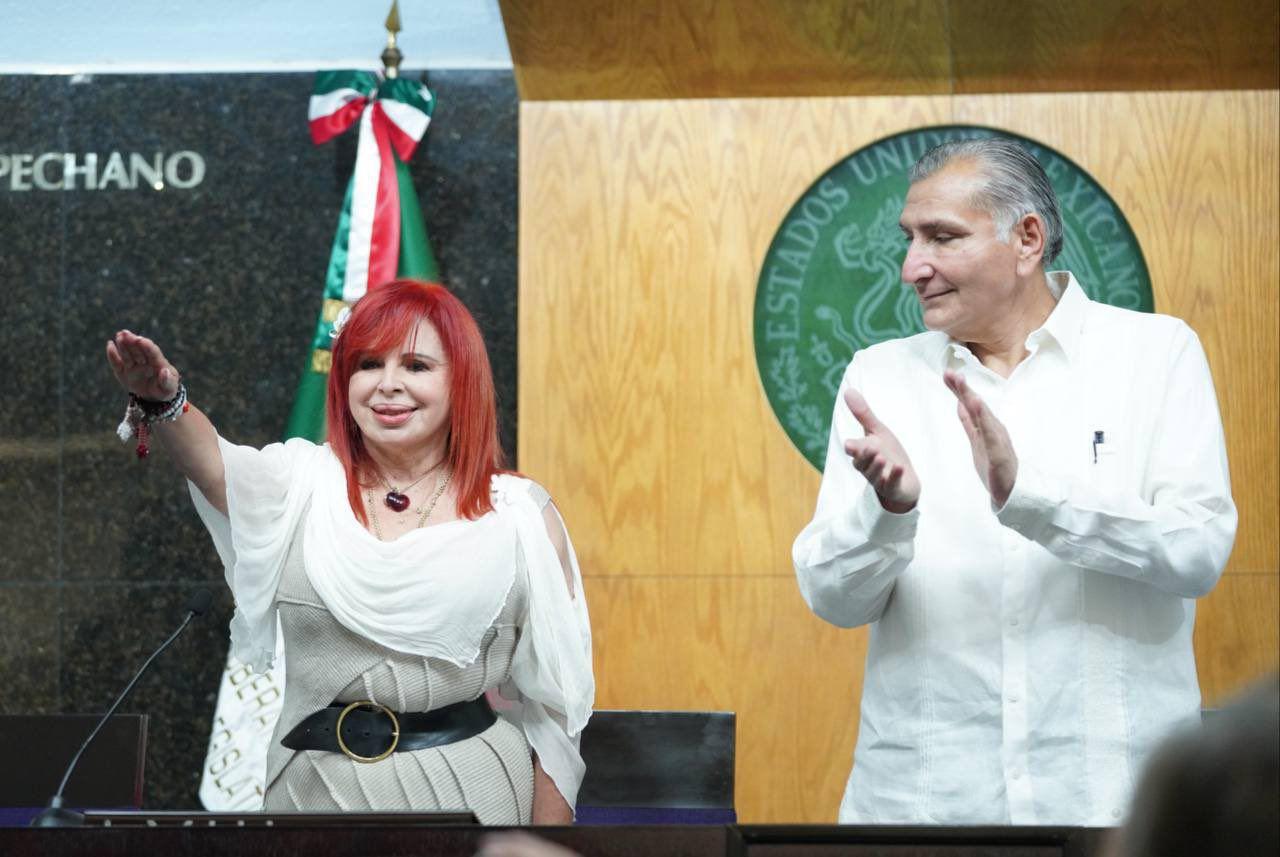 Layda Sansores rindió protesta como Gobernadora de Campeche
