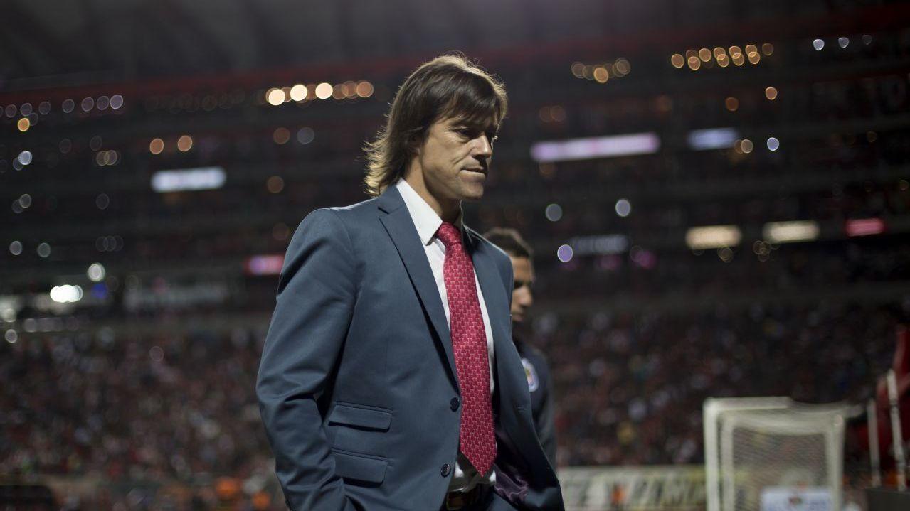 Matías Almeyda es el técnico preferido por la afición del Rebaño (Foto: Omar Martínez/ Cuartoscuro)