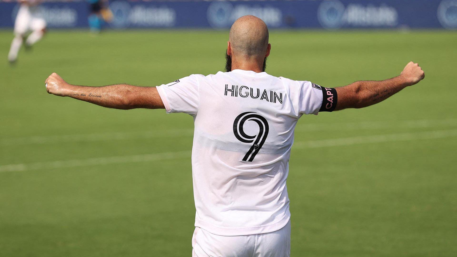 Gonzalo Higuain - Inter de Miami