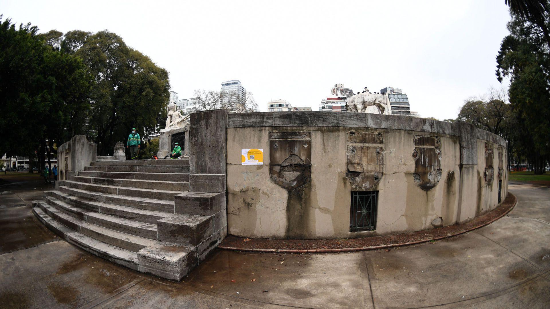 Monumento Plaza Alemania