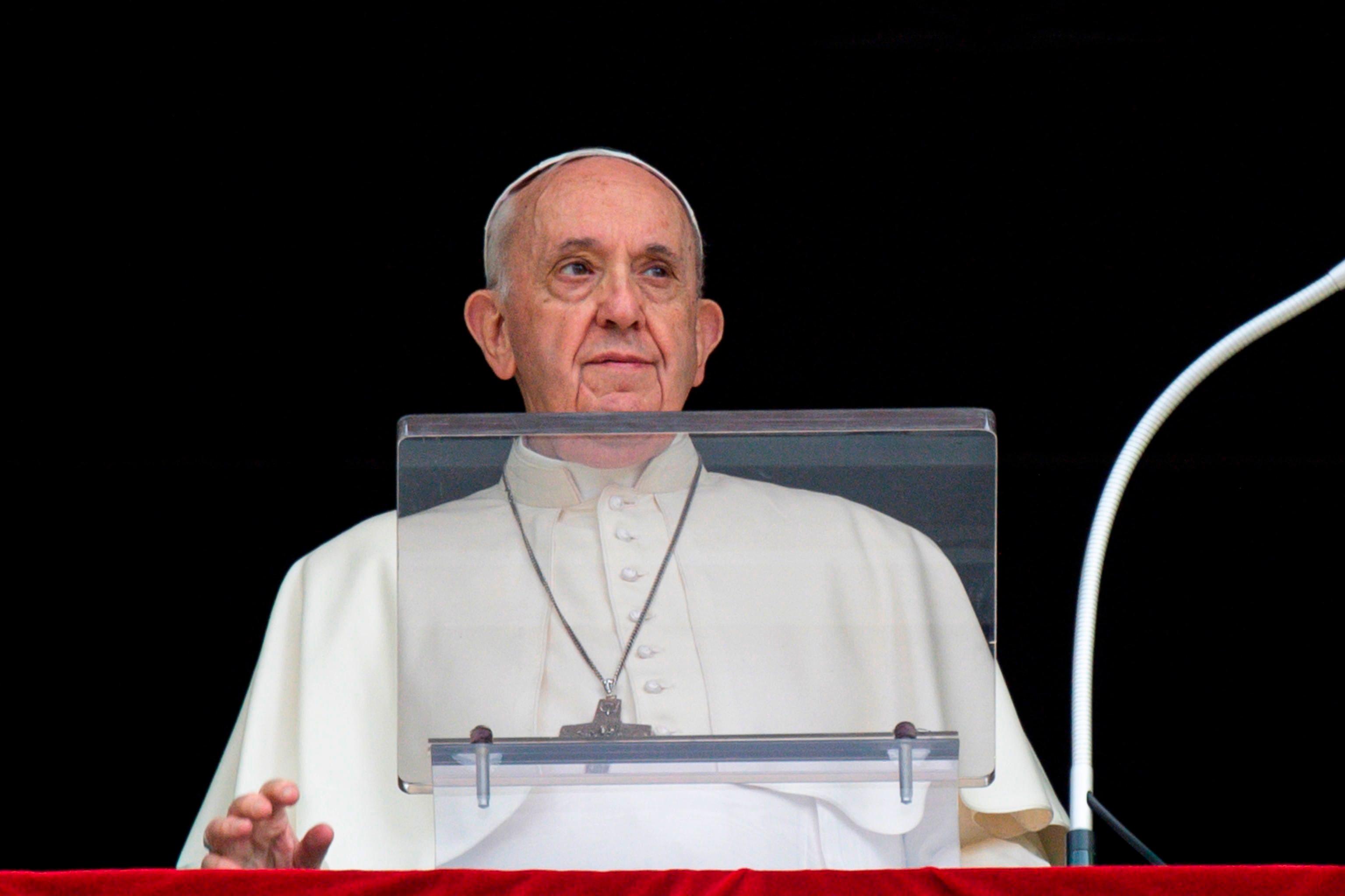 El papa Francisco mandó carta a México (Foto: EFE/EPA/VATICAN MEDIA HANDOUT)