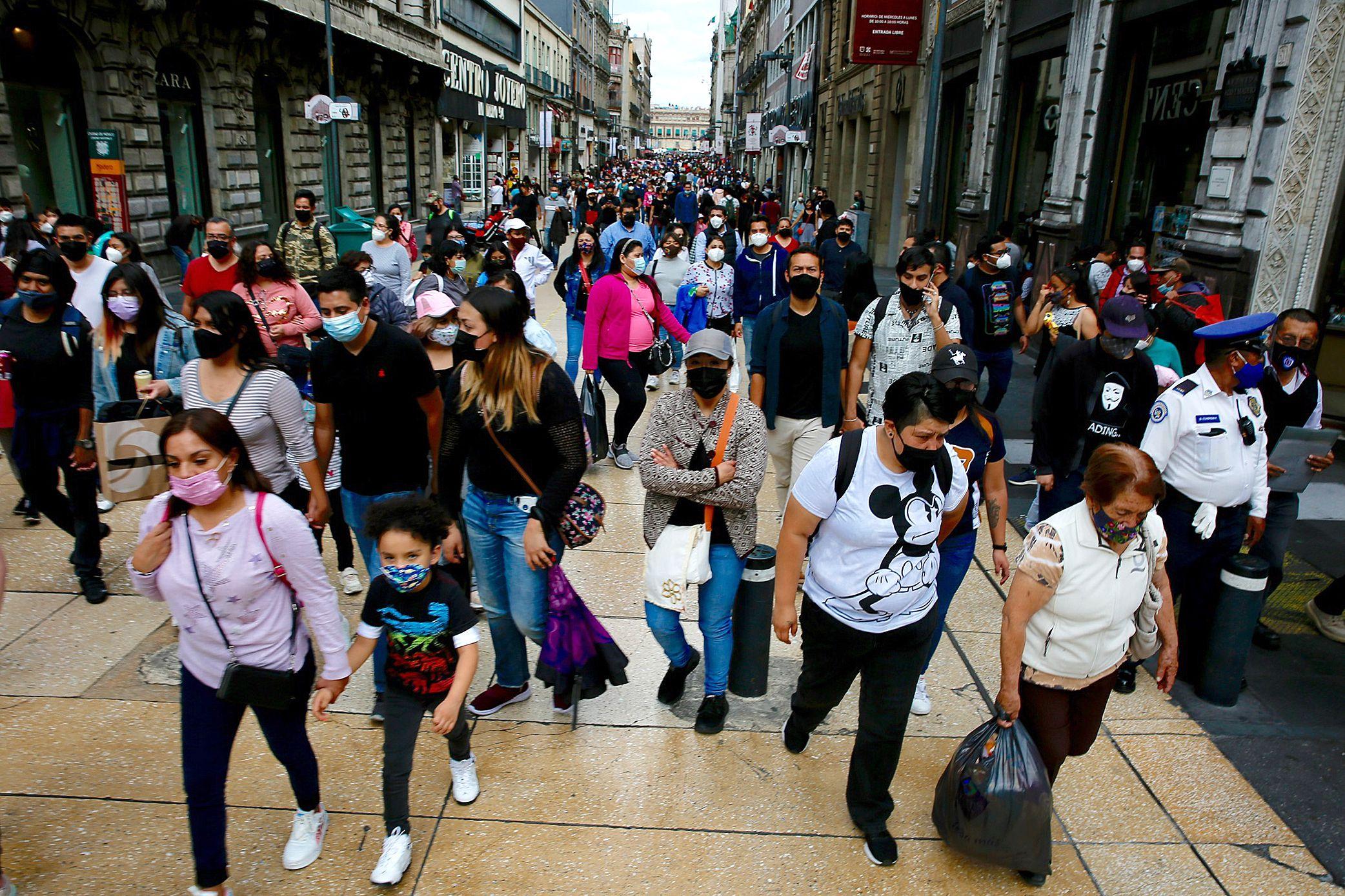 El corredor se ubicará en la calle de República de Honduras EFE/Carlos Ramírez