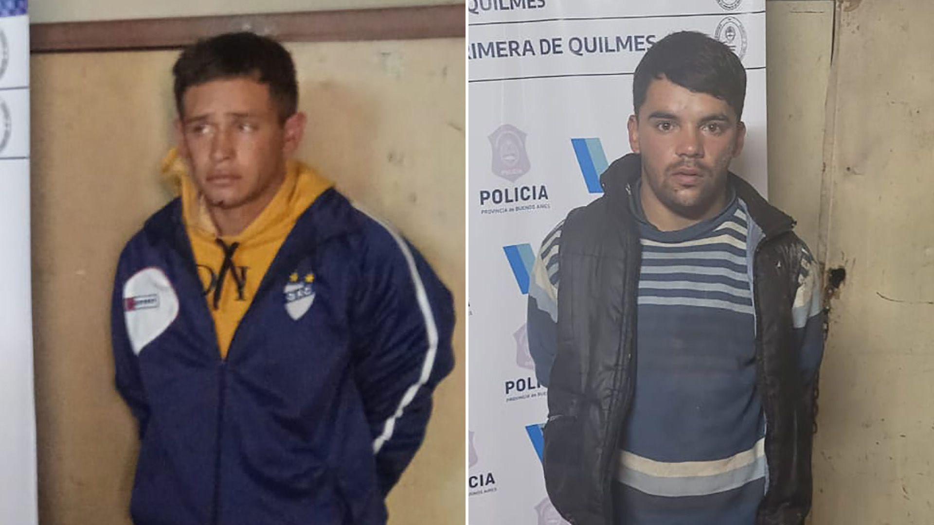 Asesinato en Quilmes: hay dos detenidos por el crimen de Lucas Cancino (17)